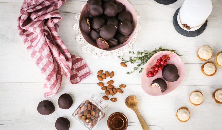 Dásamlegar konfektsörur sem auðvelt er að gera